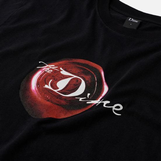 Мужская футболка Dime Secret Black