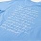 Мужская футболка Dime Secret Carolina Blue фото - 2