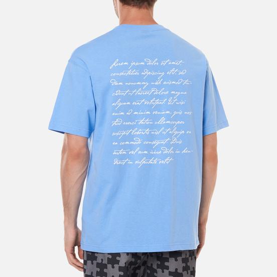 Мужская футболка Dime Secret Carolina Blue