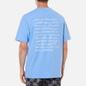 Мужская футболка Dime Secret Carolina Blue фото - 4