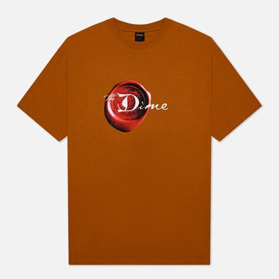 Мужская футболка Dime Secret Coffee