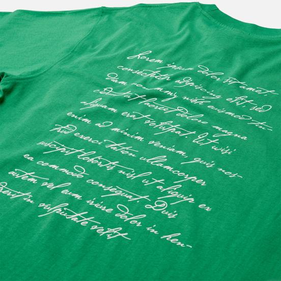 Мужская футболка Dime Secret Green