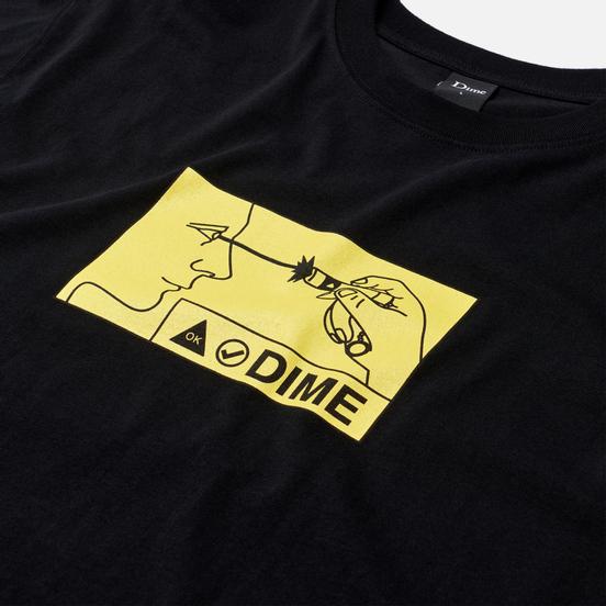 Мужская футболка Dime Vision Black