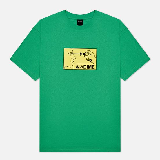 Мужская футболка Dime Vision Green