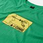 Мужская футболка Dime Vision Green фото - 1
