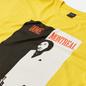 Мужская футболка Dime Restoration Face Yellow фото - 1