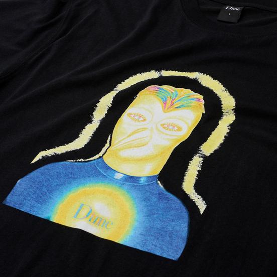 Мужская футболка Dime Gorloj Black