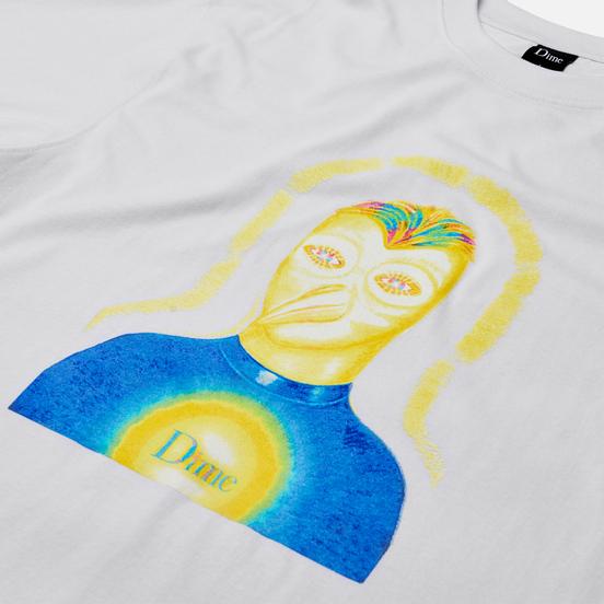 Мужская футболка Dime Gorloj White