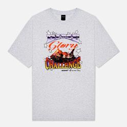 Мужская футболка Dime Glory Challenge Ash