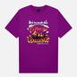 Мужская футболка Dime Glory Challenge Purple фото - 0