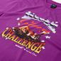 Мужская футболка Dime Glory Challenge Purple фото - 1
