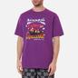 Мужская футболка Dime Glory Challenge Purple фото - 2