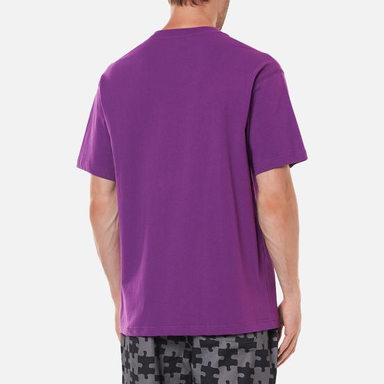Мужская футболка Dime Glory Challenge Purple