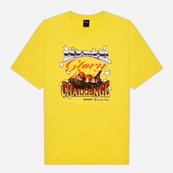Мужская футболка Dime Glory Challenge Yellow