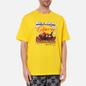 Мужская футболка Dime Glory Challenge Yellow фото - 2