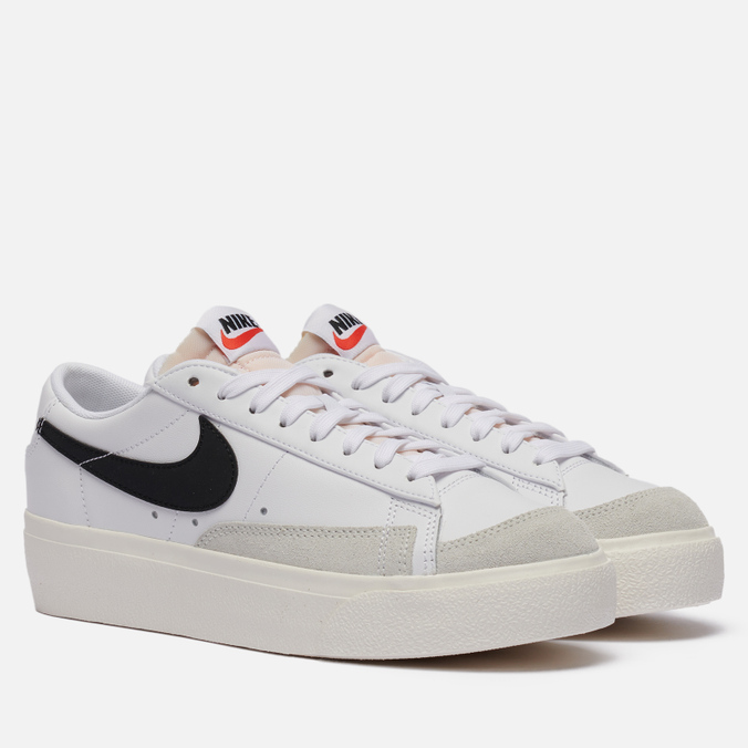 Женские кроссовки Nike Blazer Low Platform nike кроссовки женские nike wmns renew run 2 размер 37