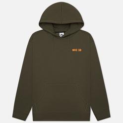 Мужская толстовка Nike SB Graphic Hoodie Cargo Khaki/Total Orange