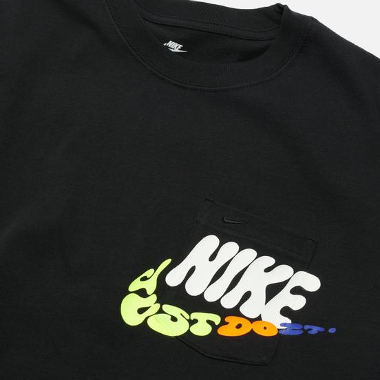 Мужская футболка Nike Sport Power Pocket Black