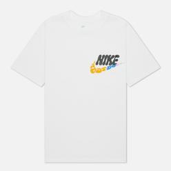 Мужская футболка Nike Sport Power Pocket White