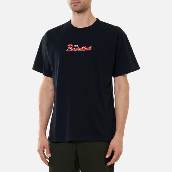 Мужская футболка Nike Basketball Premium 90 Black