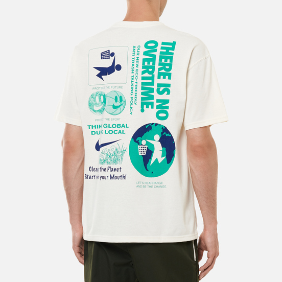 Мужская футболка Nike Basketball SUS Pure