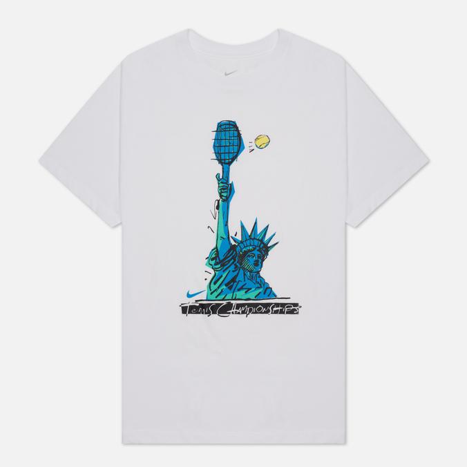 Мужская футболка Nike Court Dri-Fit NYC Liberty