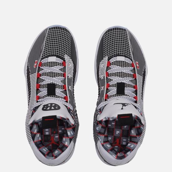 Мужские кроссовки Jordan Air Jordan 35 Low Quai 54 White/Black/University Red