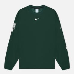 Мужская толстовка Nike x Drake NOCTA NRG Golf Dri-Fit Crew Pro Green/Black