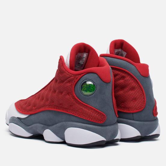 Мужские кроссовки Jordan Air Jordan 13 Retro Gym Red Gym Red/Black/Flint Grey/White