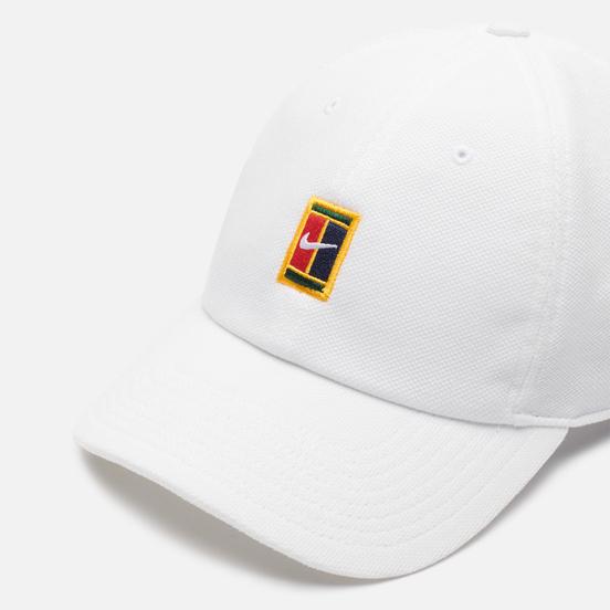 Кепка Nike H86 Court Logo Seasonal White/White