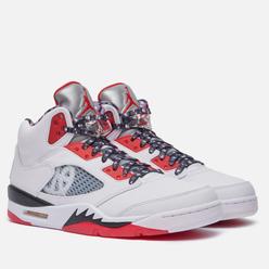 Мужские кроссовки Jordan Air Jordan 5 Retro Quai 54 White/Black/University Red