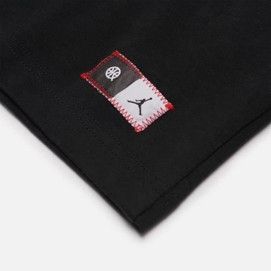 Мужская футболка Jordan Event 1985 Quai 54 Black