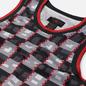 Мужская футболка Jordan Off-Court Jersey Quai 54 White/University Red/White фото - 1