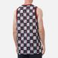 Мужская футболка Jordan Off-Court Jersey Quai 54 White/University Red/White фото - 3