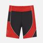 Женские шорты Jordan Essential Bike Quai 54 Black/University Red/University Red фото - 0