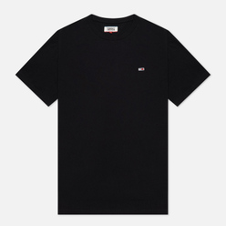 Мужская футболка Tommy Jeans Classics Organic Cotton Crew Neck Black