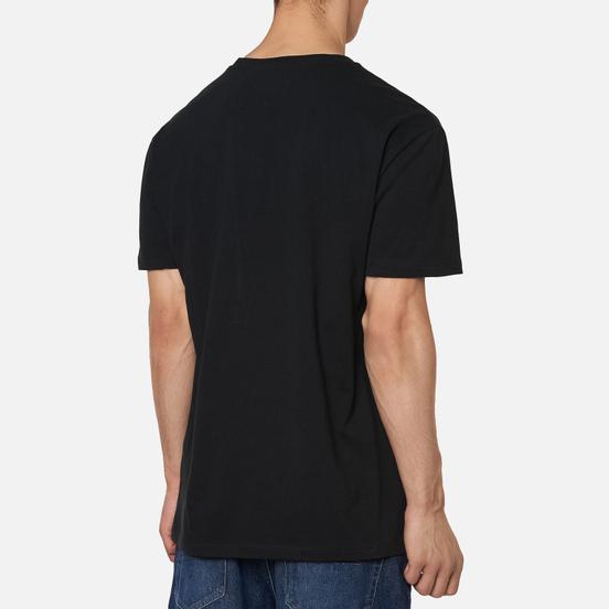 Мужская футболка Tommy Jeans Classics Organic Cotton Crew Neck Black
