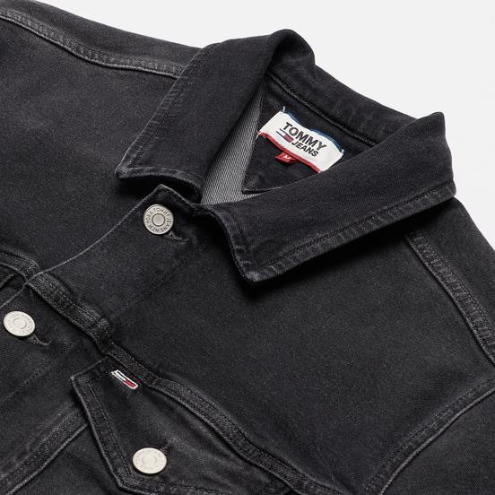 Мужская джинсовая куртка Tommy Jeans Regular Trucker Save PF Grey Comfort