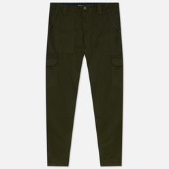 Мужские брюки Tommy Jeans Scanton Slim Fit Cargo Dark Olive