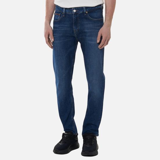 Мужские джинсы Tommy Jeans Ryan Regular Straight Dale Dark Blue