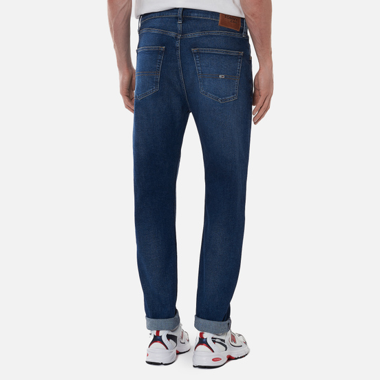 Мужские джинсы Tommy Jeans Rey Relaxed Tapered Fit Dale Dark Blue