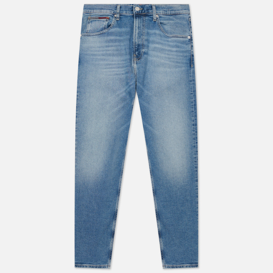 Мужские джинсы Tommy Jeans Rey Relaxed Tapered Fit Dale Light Blue