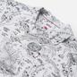 Мужская рубашка Tommy Jeans Miami Tropical Print White фото - 1