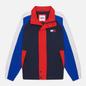 Мужская куртка Tommy Jeans Badge Colour-Blocked Twilight Navy/Multi фото - 0