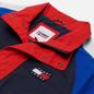 Мужская куртка Tommy Jeans Badge Colour-Blocked Twilight Navy/Multi фото - 1