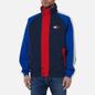 Мужская куртка Tommy Jeans Badge Colour-Blocked Twilight Navy/Multi фото - 2