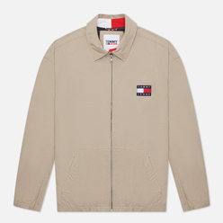 Мужская куртка Tommy Jeans Casual Cotton Soft Beige