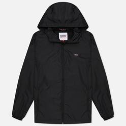 Мужская куртка ветровка Tommy Jeans Packable Windbreaker Black