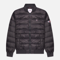 Мужская куртка бомбер Tommy Jeans Light Down Quilted Black