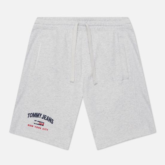 Мужские шорты Tommy Jeans Timeless Tommy Silver Grey Heather